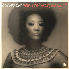 MARLENA SHAW:WHO IS THIS BITCH, ANYWAY?(JACKET A)