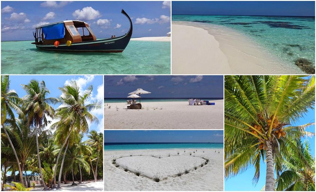 Malediwy Picnic Islands