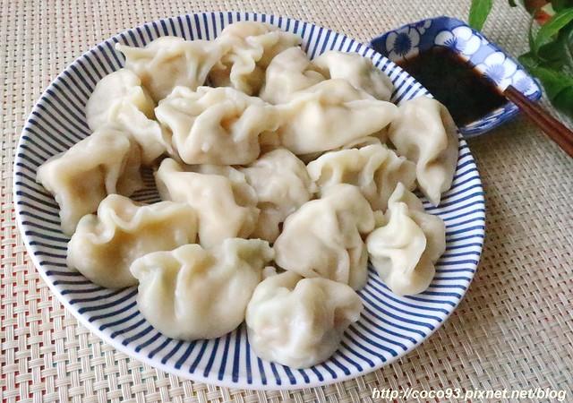 蔥媽媽爆汁水餃 (4)