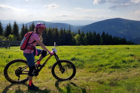 Bike SNOW tour: Kouty nad Desnou – lanovkou za sportem i divem Česka
