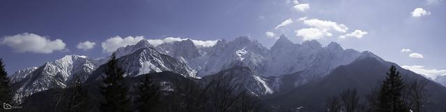 Martuljek mountain group