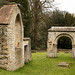K9 and Company locations | Church of St Mary (ruins) | Woodchester-12