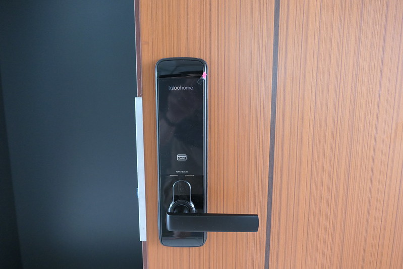 igloohome Smart Mortise Lock - Front