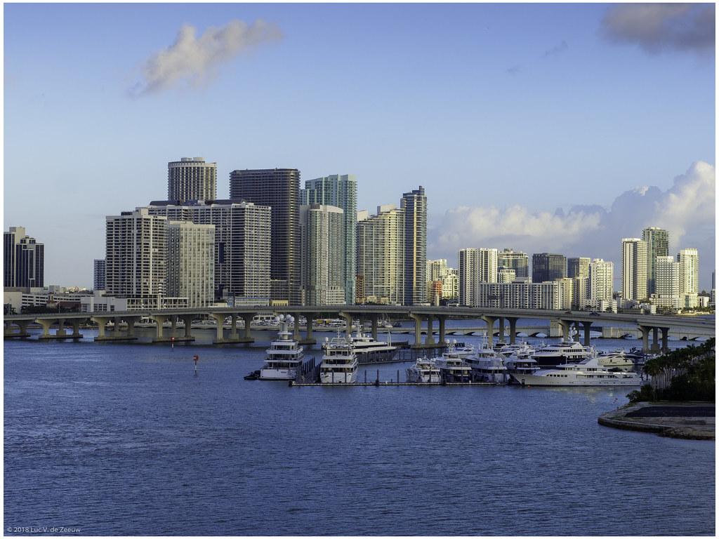 Dodge Island Miami Hotels