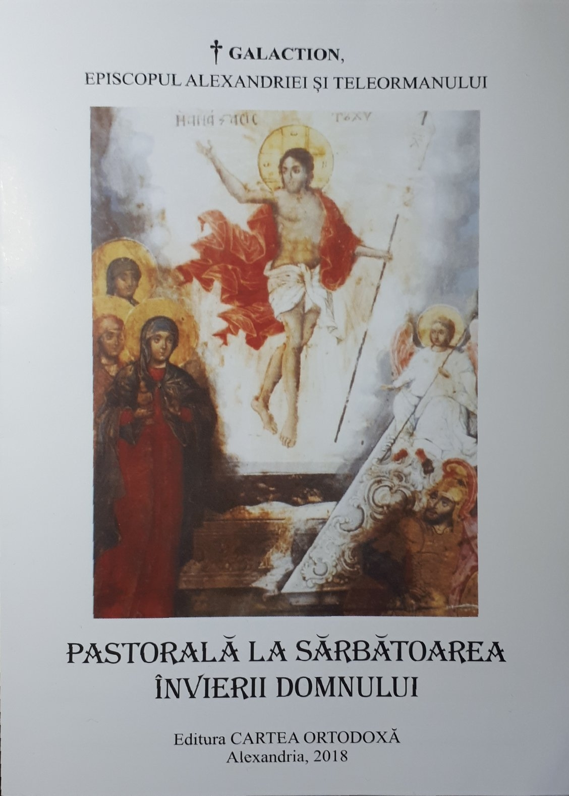 Pastorala pascala a PS Galaction Stanga 2018