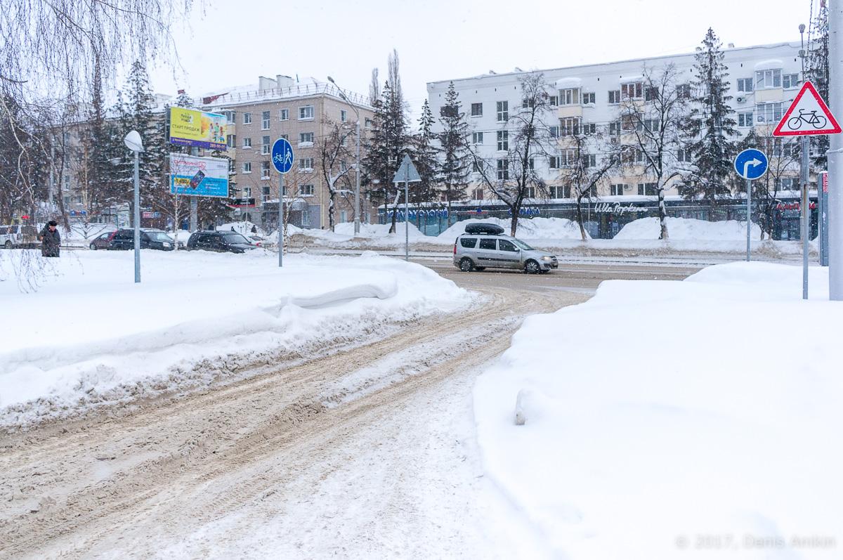 Центр Уфы зимой фото _DSC0167