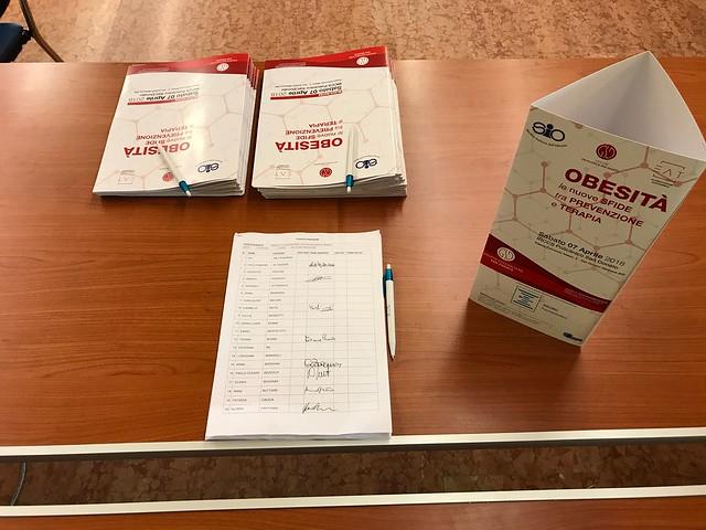 Corso ECM San Donato Milanese 07/04/18