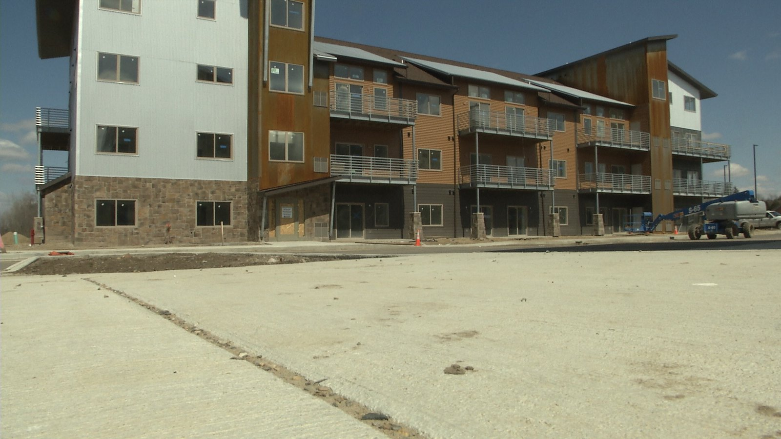 New Apartment Complex Set To Open In Okemos