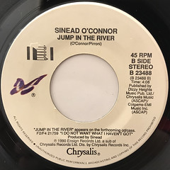 SINEAD O'CONNOR:NOTHING COMPARES 2 U(LABEL SIDE-B)