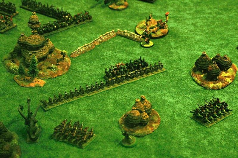 [1250 - Orcs & Gobs vs Elfes-Noirs] Attaque du village orc 26546485047_64c04eba16_c