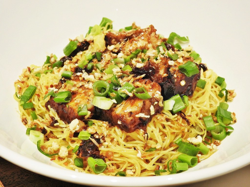 Signature Char Siew Noodles