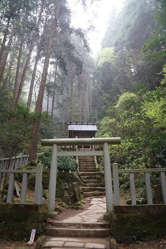 かびれ神宮(御岩神社)