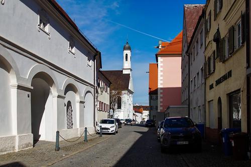 Klosterstraße, Dillingen an der Donau