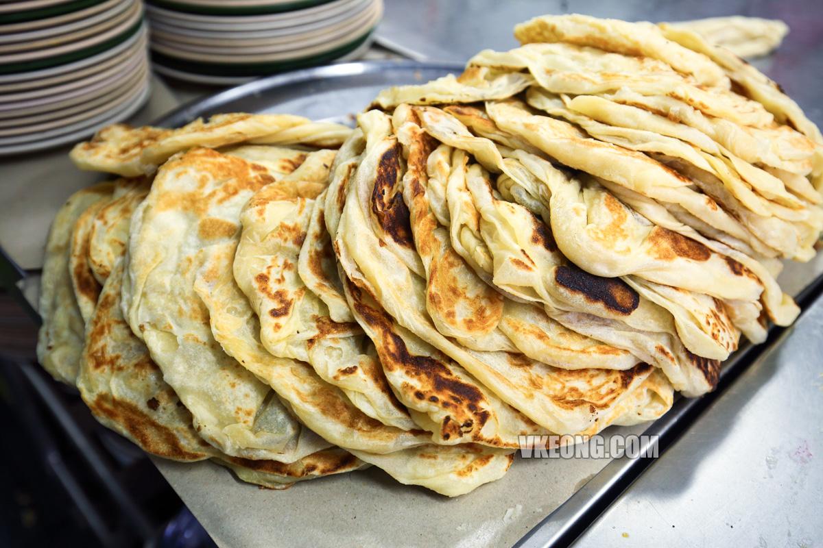 Selangor-Mansion-Tea-Stall-Fresh-Roti-Canai