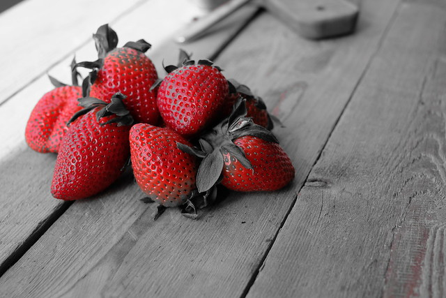 Strawberry are red?, Fujifilm X-T20, XF35mmF1.4 R