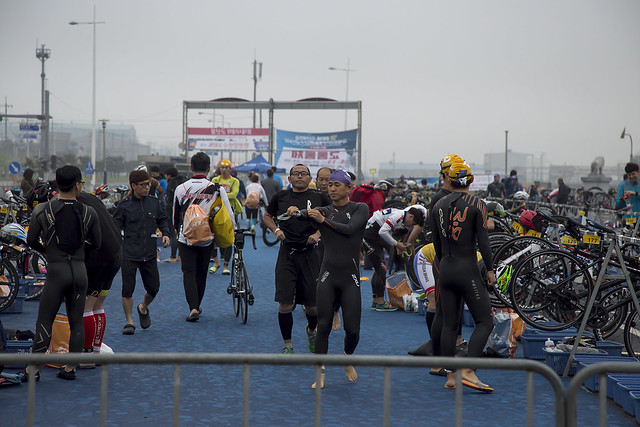 2018 Gunsan Saemangeum ASTC Long Distance Triathlon Asian Championships / KTF시리즈  장거리