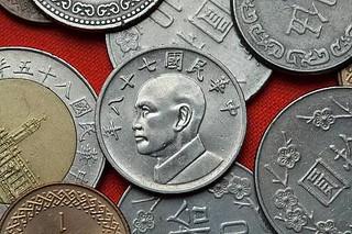 Taiwan coins