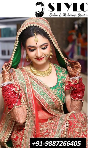 Adorable Looking Bridal Makeup Artist in Udaipur