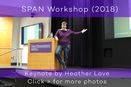 SPAN Workshop (2018) - Keynote