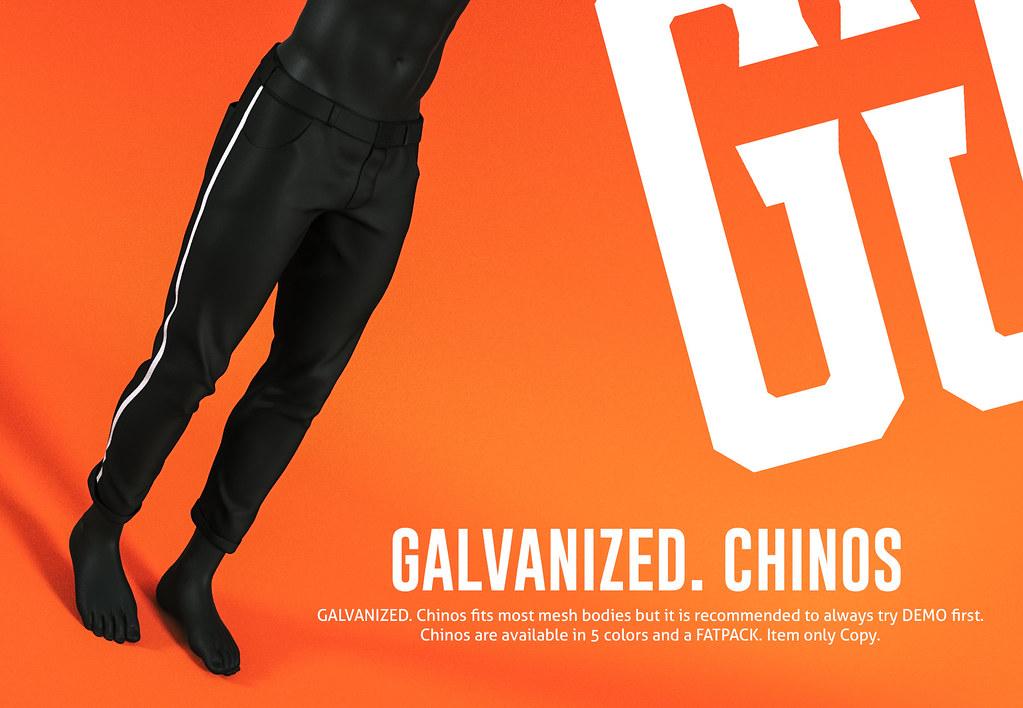 galvanized for equal10 - TeleportHub.com Live!