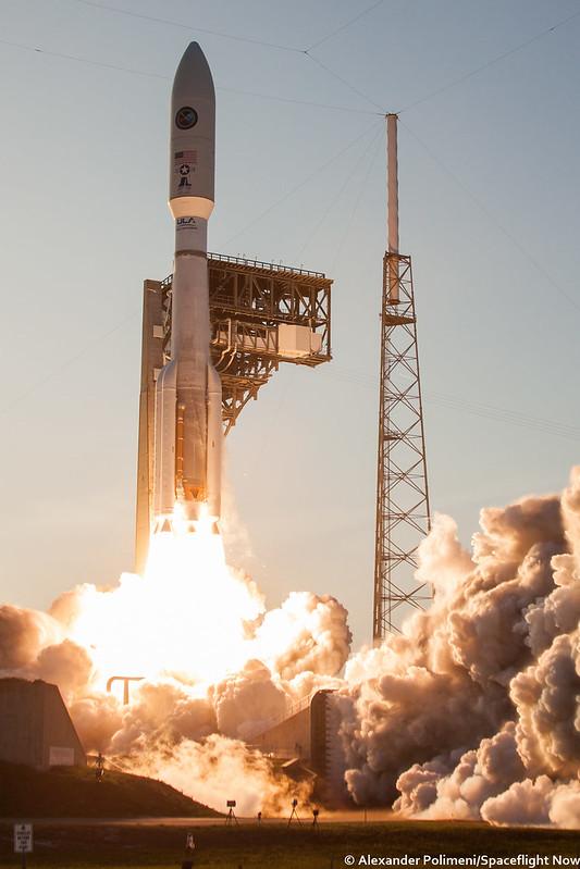AFSPC-11 Launch