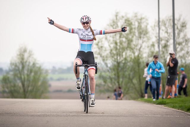 British Cycling Junior Womens Road series 2, Junior Giro Day 1