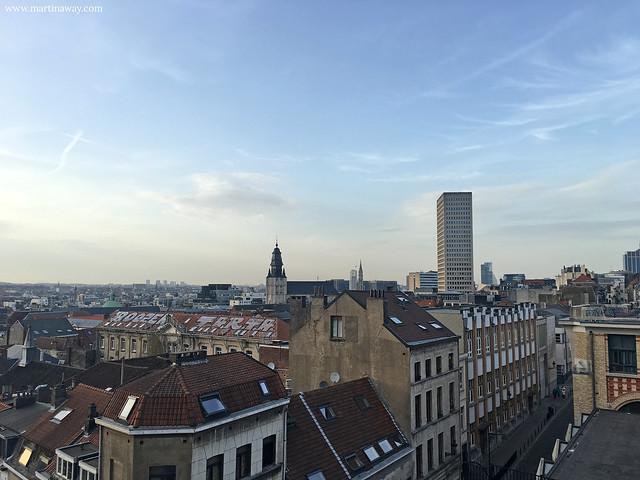 Bruxelles da Place Poelaert