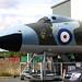 XM569 Avro Vulcan B.2, Jet Age Museum, Gloucestershire Airport, Staverton, Gloucestershire