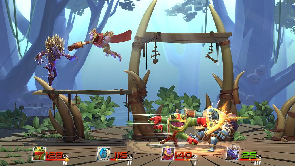Brawlout for PS4