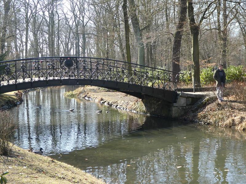 Szczytnicki Park, Wroclaw