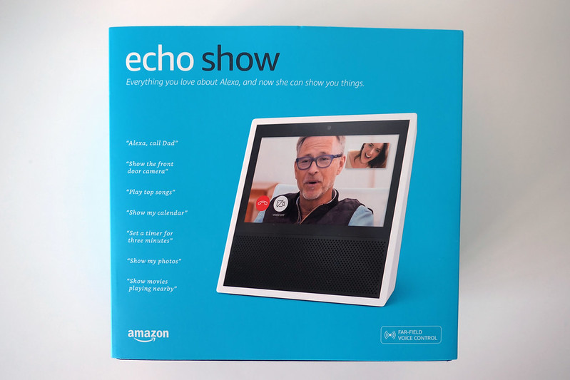 Amazon Echo Show - Box Front