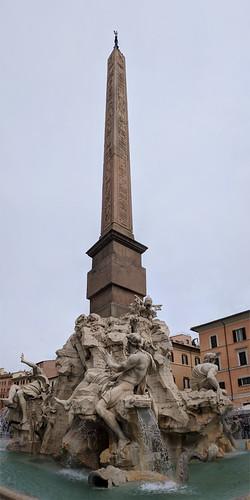 obelisk @ Piazza Navona