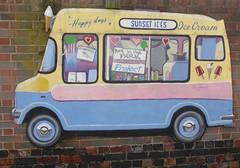 Two Dimensional Ice Cream Van