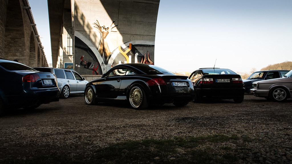 Audi TT 8N & VW Corrado VR6