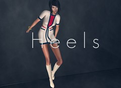 COMING IN MAY Designer Showcase:  Heels JENKINS BOOTS SPRING PACK