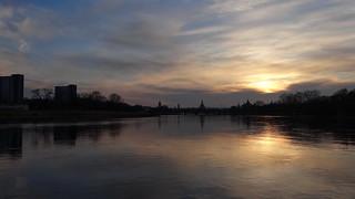 Sonne, göttliches Licht über Dresdenalles belebend alles stärkend 2167