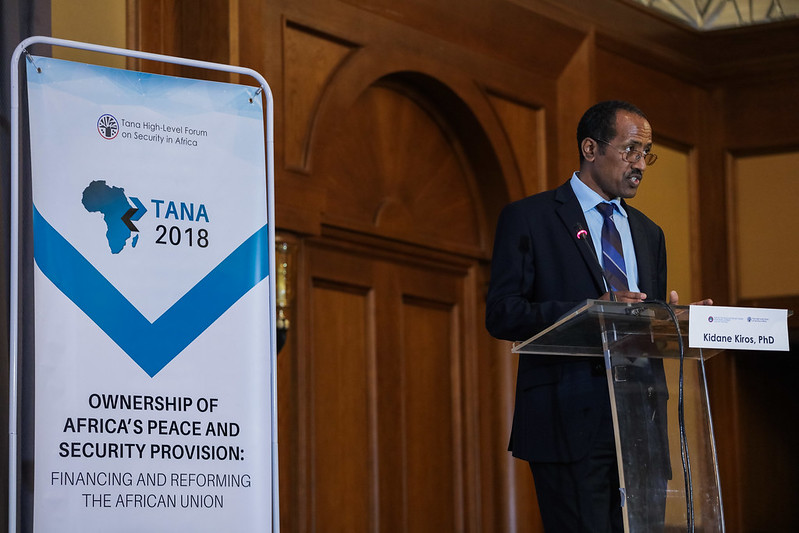 7th Tana Forum Ambassadors' Briefing, 29  March 2018