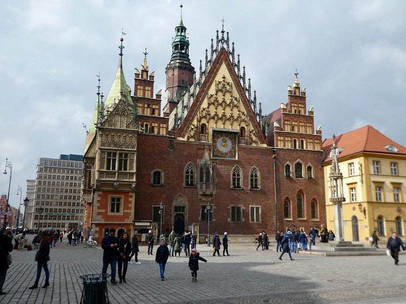 Old City Hall, Wroclaw