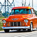 Chevrolet Pick-Up Truck 1955 (2317) by Le Photiste