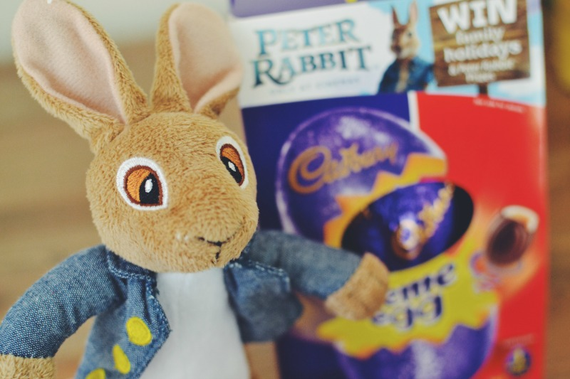 Peter Rabbit Cadbury