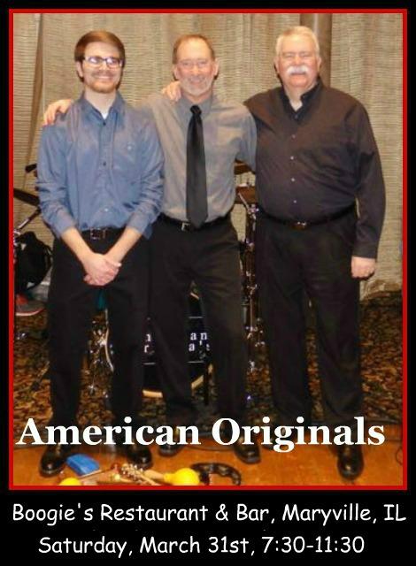 American Originals 3-31-18