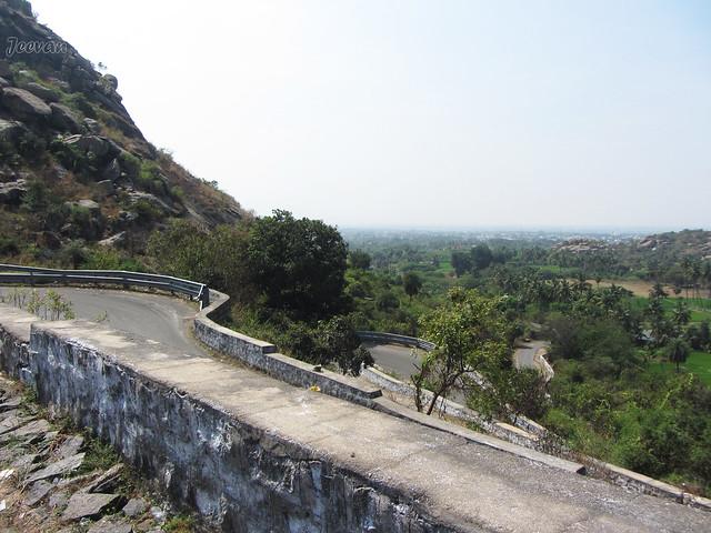 Palamathi Hills Winding Ghats