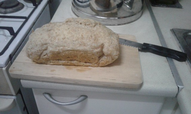 No knead bread 2