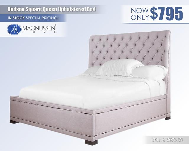 Hudson Square Upholstered Bed_B4382-50
