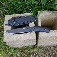 ZT Knife fixed blade