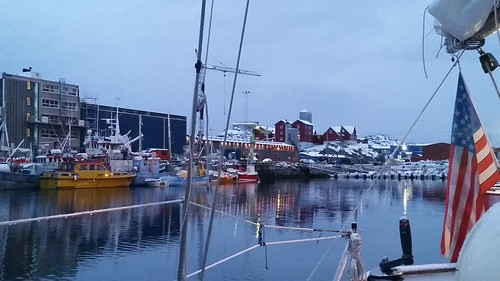 Nuuk evening