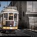 En las calles de Lisboa