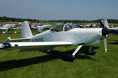 G-RVDG Vans RV-9 (PFA 320-14310) Popham 080608