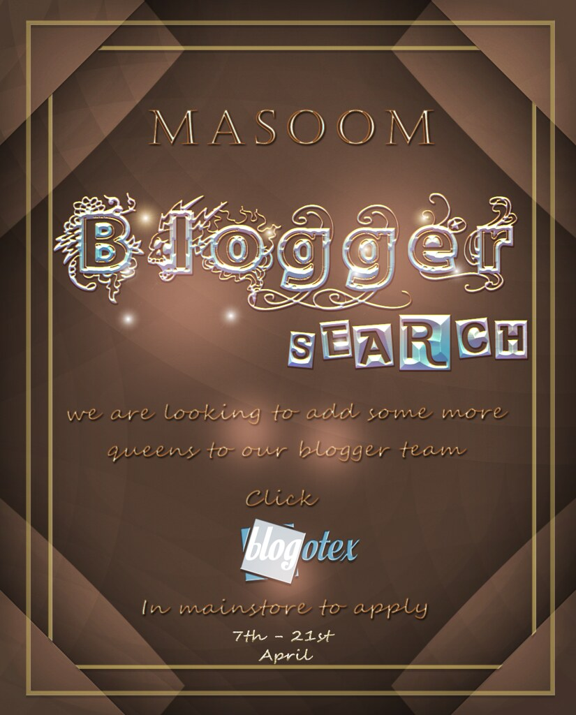 [[Masoom]] Blogger Search
