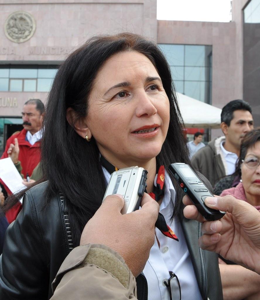 PÁG. 4 (4). Rocío Rebollo Mendoza, como alcaldesa de Gómez Palacio lo que menos practicó fue la transparencia y dejó a este municipio hundido en la inseguridad.